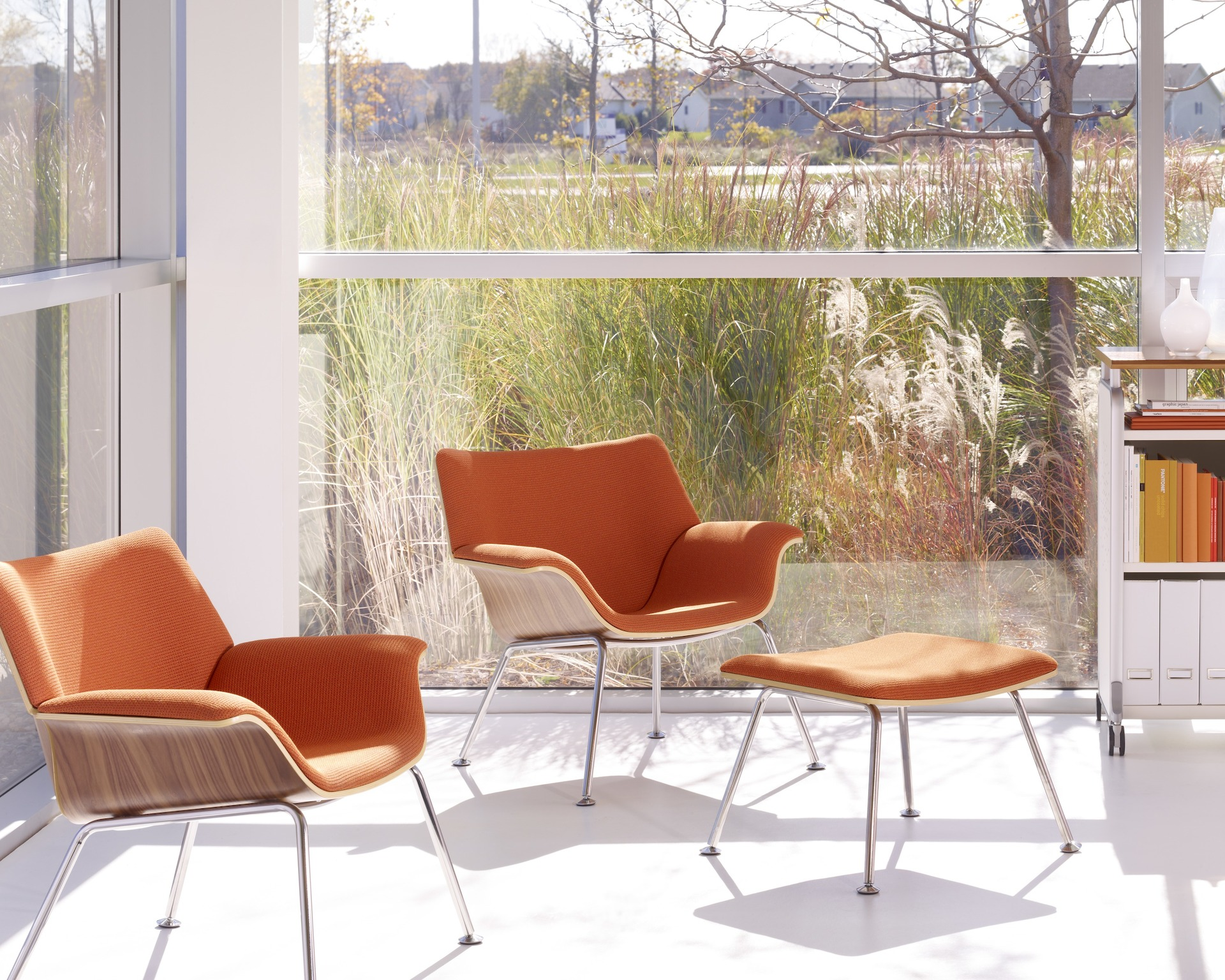 Swoop Product Lounge Seating Herman Miller