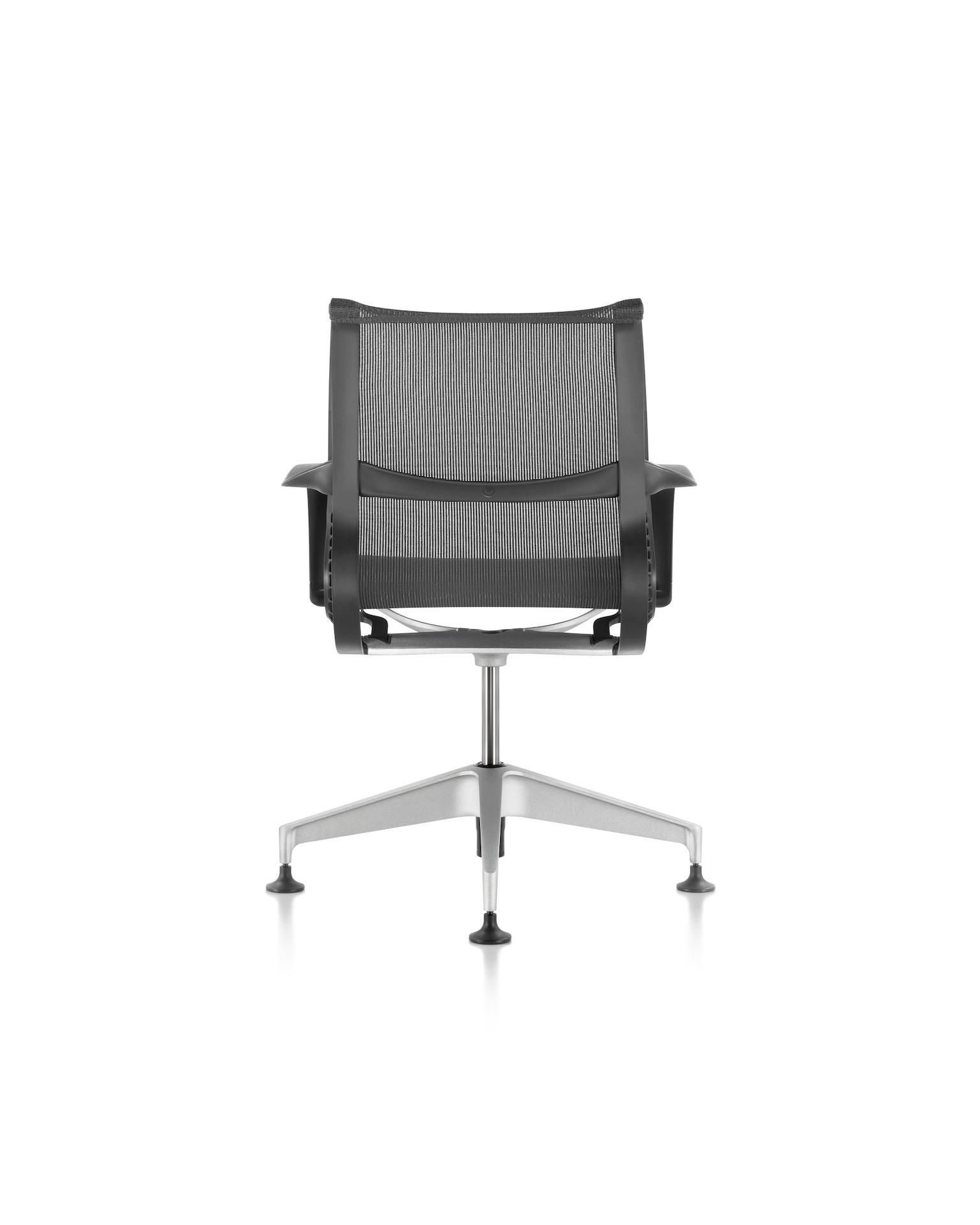 Setu Chair 4 Star Base Ribbon Arms 3d Product Models Herman Miller