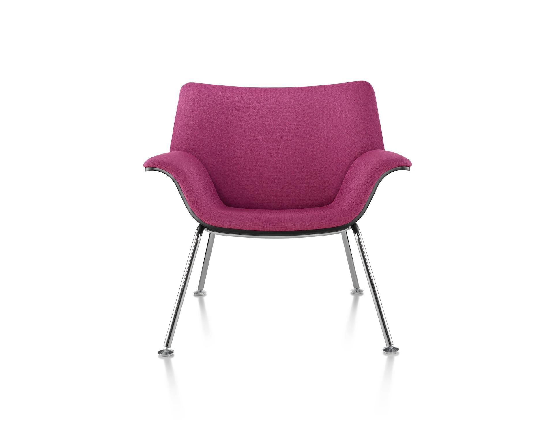Swoop Plywood Lounge Chair Herman Miller