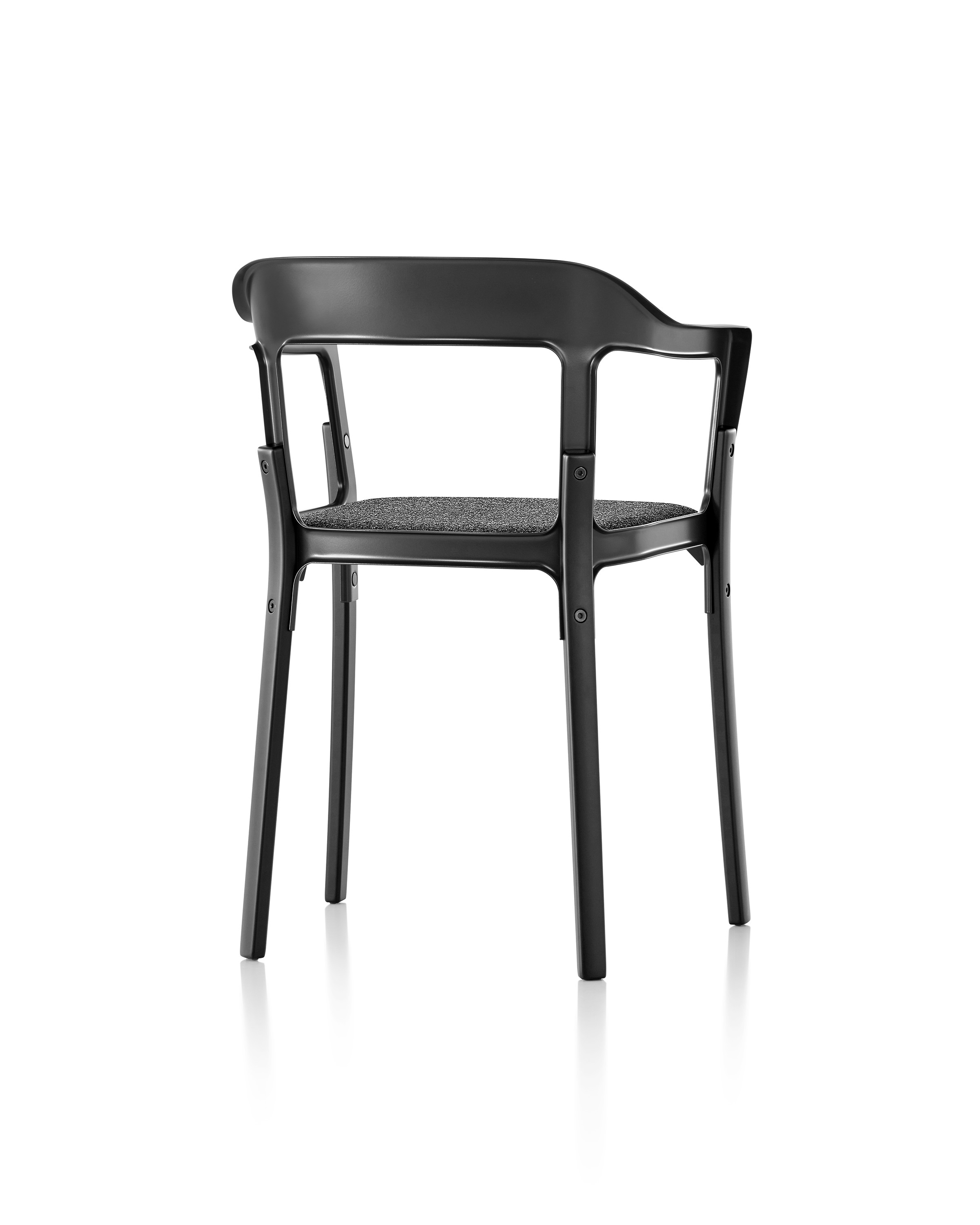 big base one leg products stacking chairone chair magis
