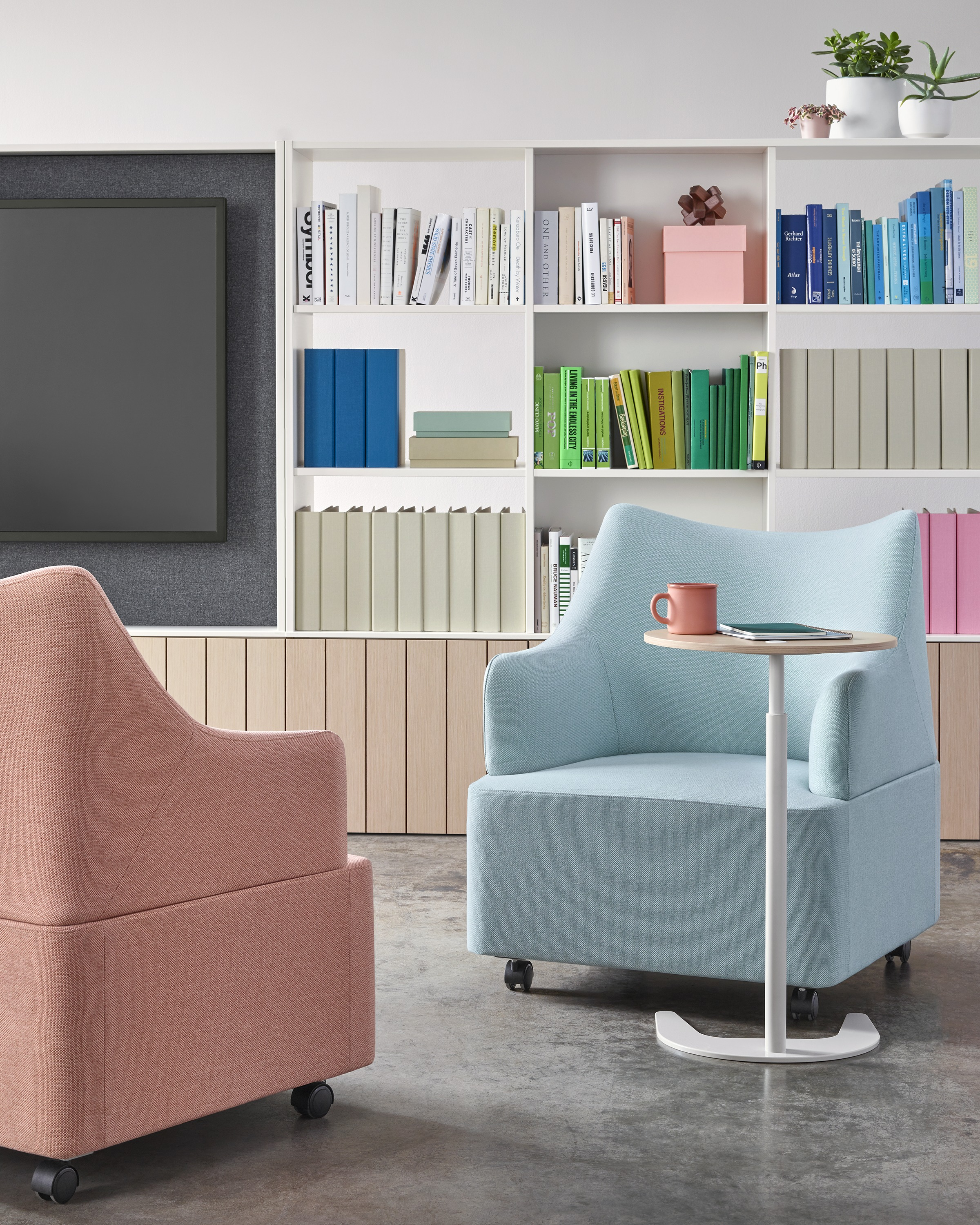 Plex Product Images - Lounge Seating - Herman Miller