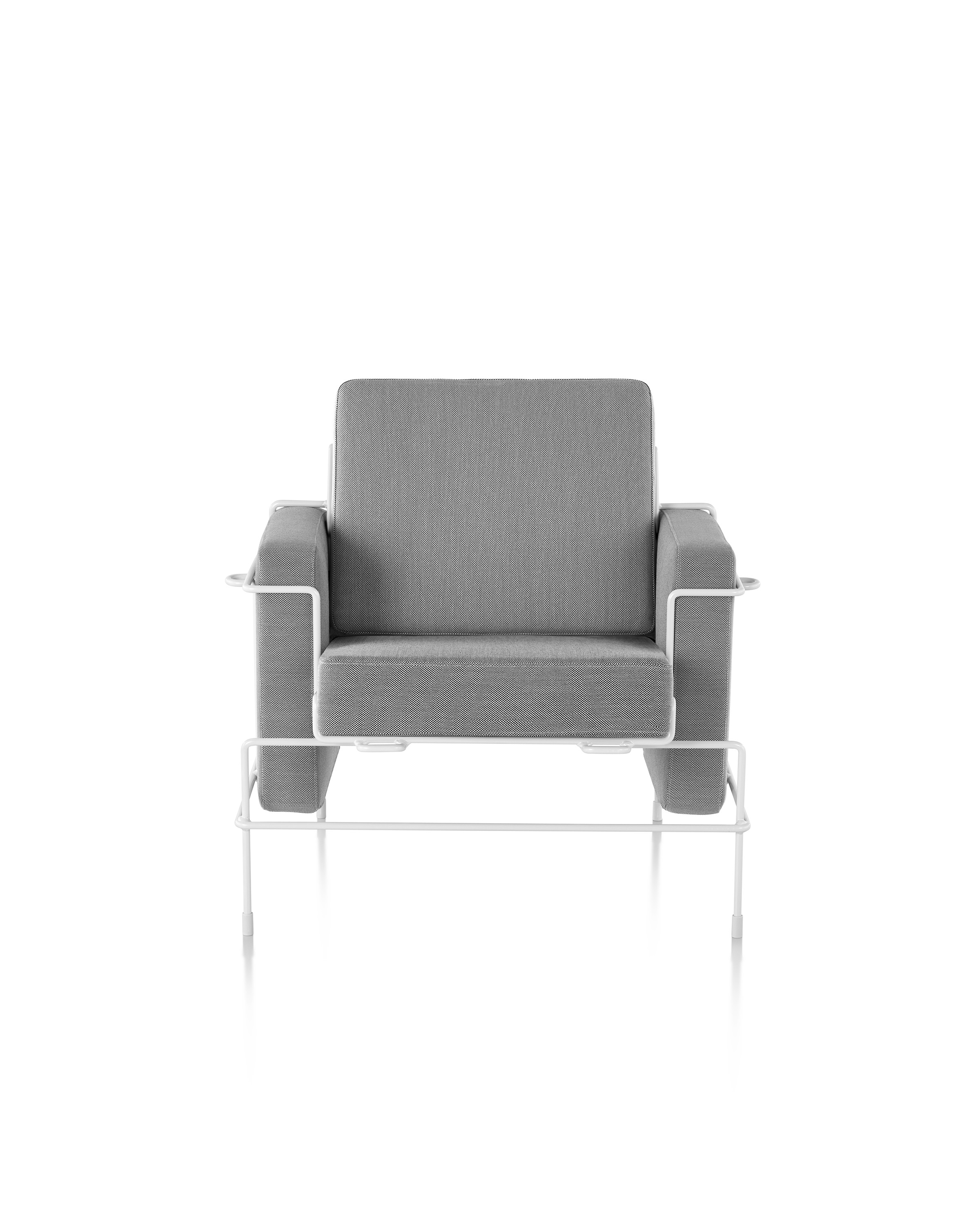 Magis Traffic Sofa–2 Seat 3D Product Models Herman Miller