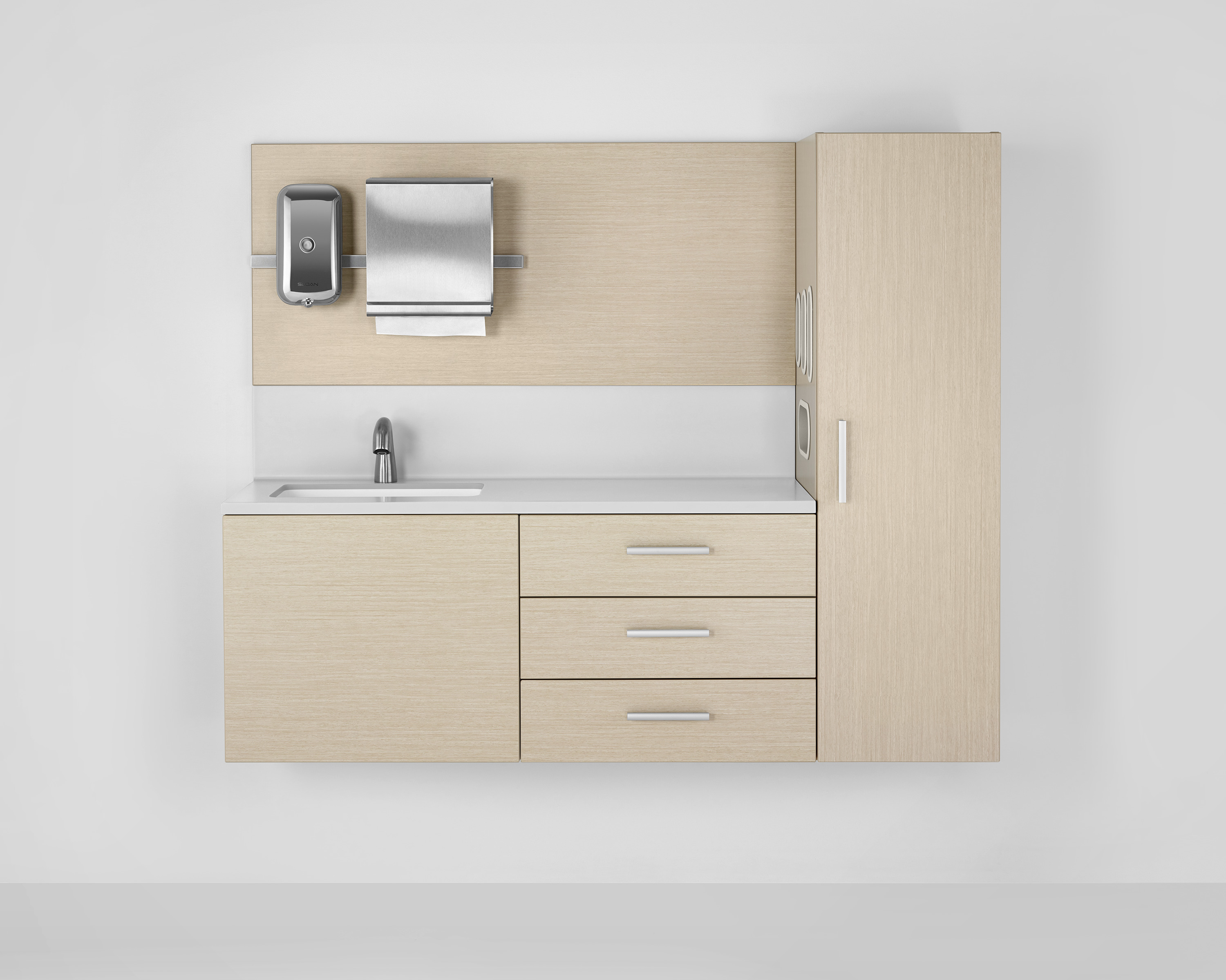 Mora Product Images - Healthcare Systems Furniture - Herman Miller