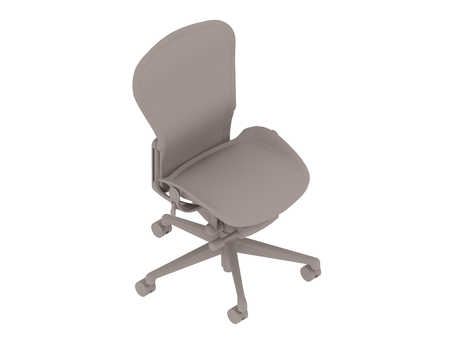 A generic rendering - Aeron Chair–B Size–Armless