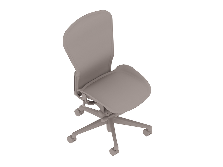 A generic rendering - Aeron Chair–C Size–Armless