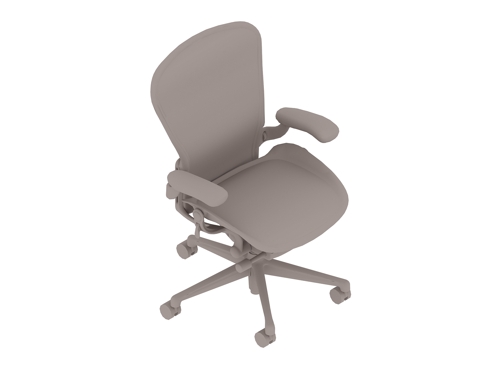 A generic rendering - Aeron Chair–C Size–Height Adjustable Arms