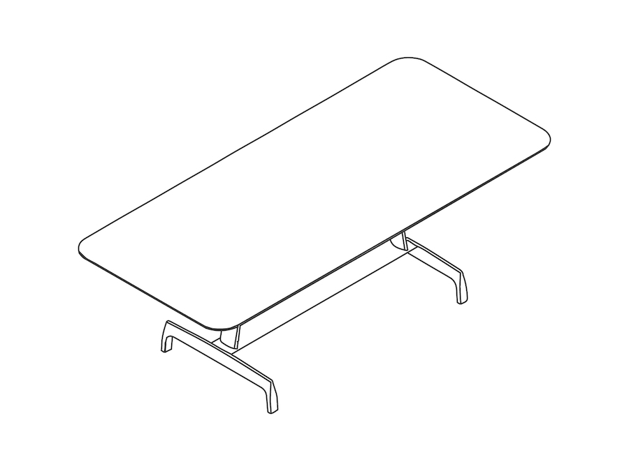 A line drawing - AGL Table