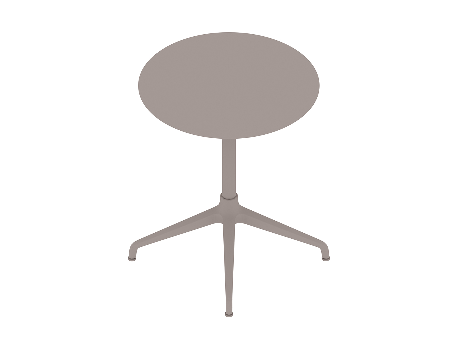 A generic rendering - Ali Café Table–Round
