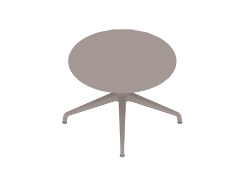 A generic rendering - Ali Coffee Table–Round