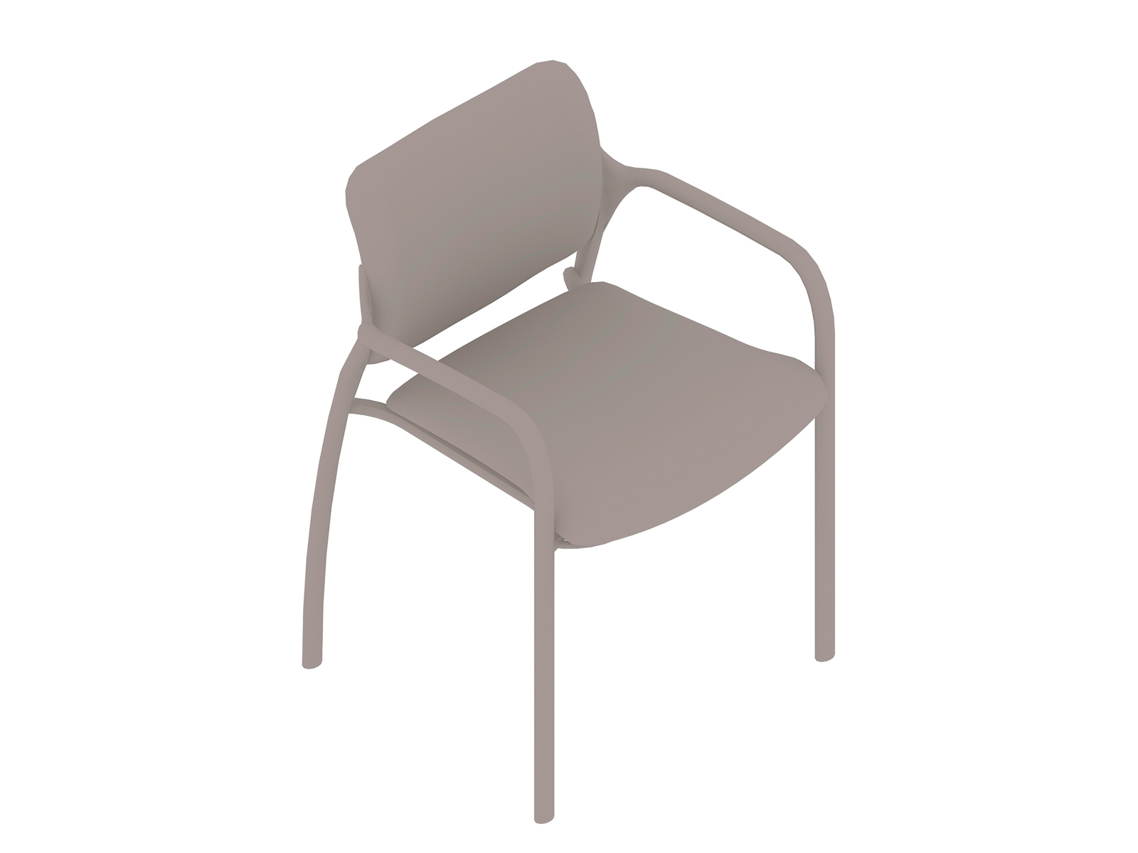 A generic rendering - Aside Chair