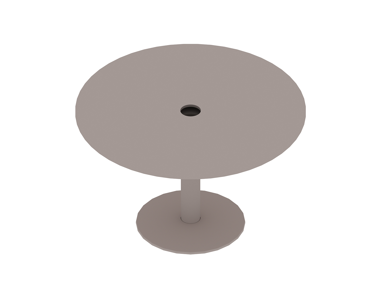 A generic rendering - Axon Table–Round