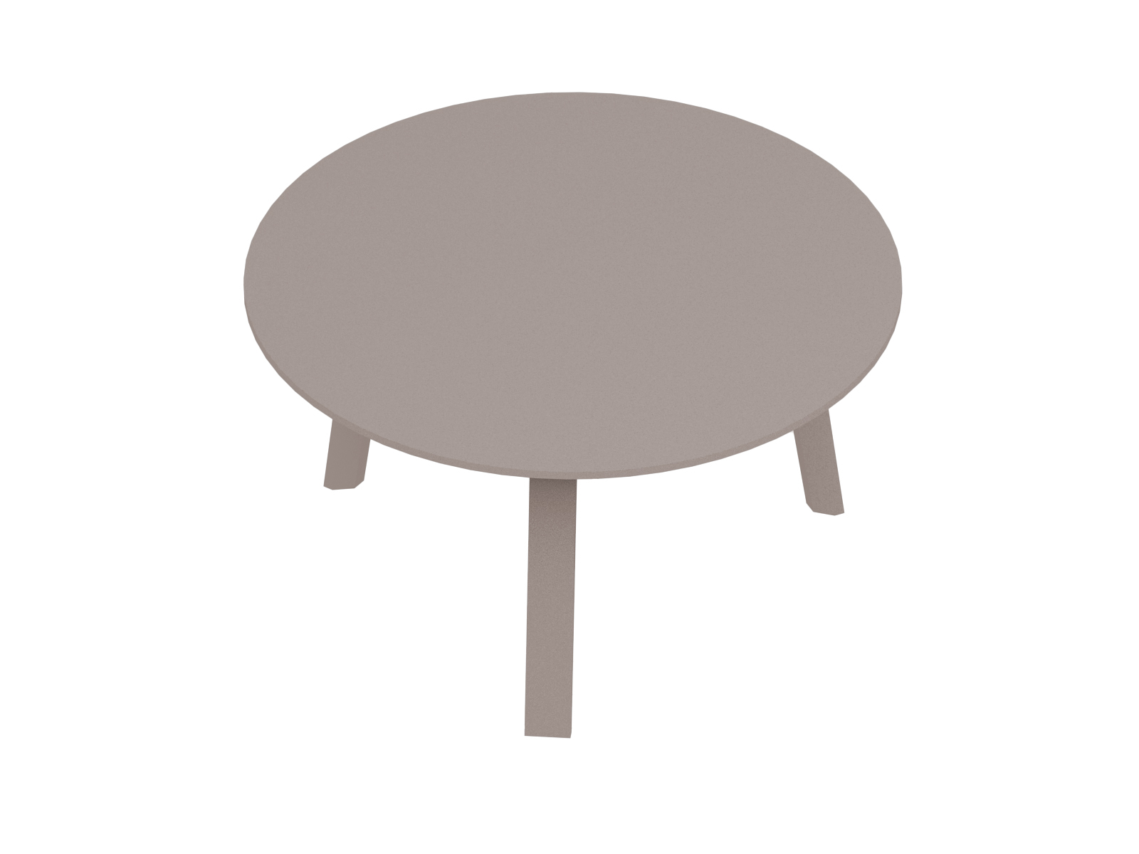 A generic rendering - Bella Coffee Table–High
