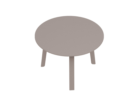 A generic rendering - Bella Coffee Table–Low