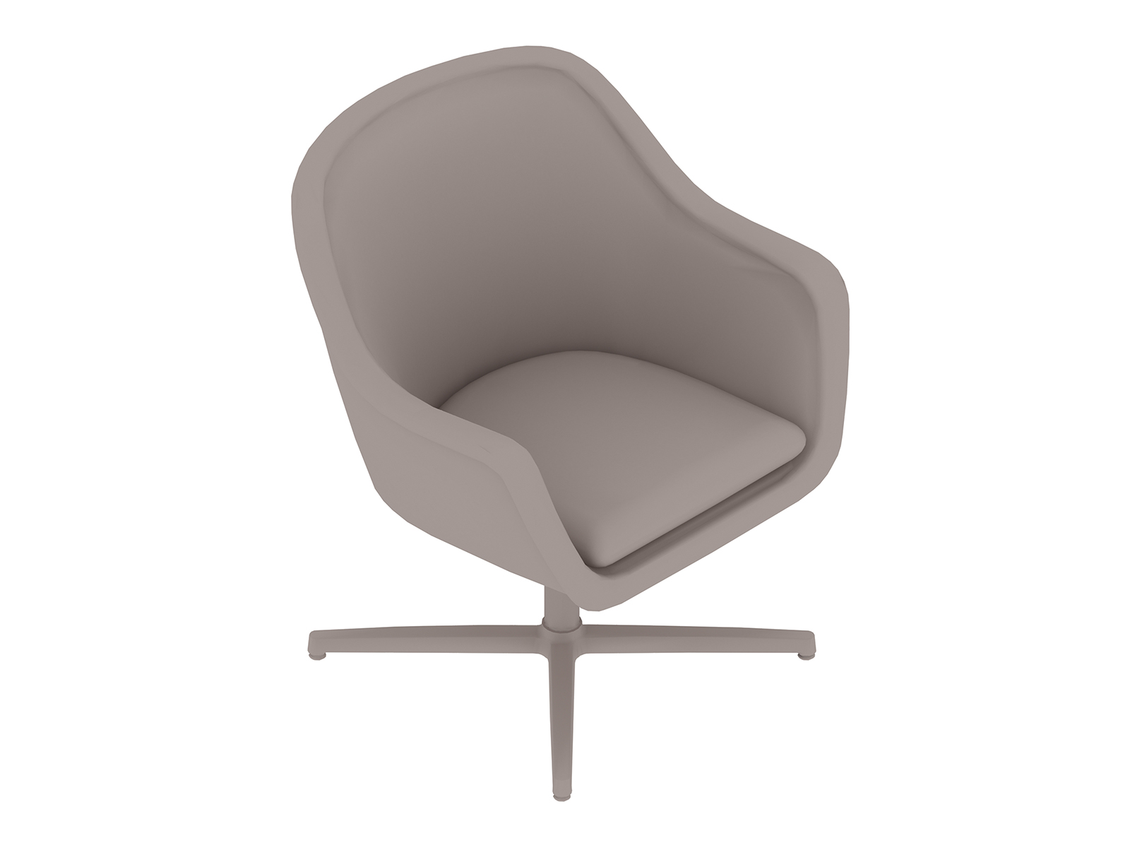A generic rendering - Bumper Lounge Chair