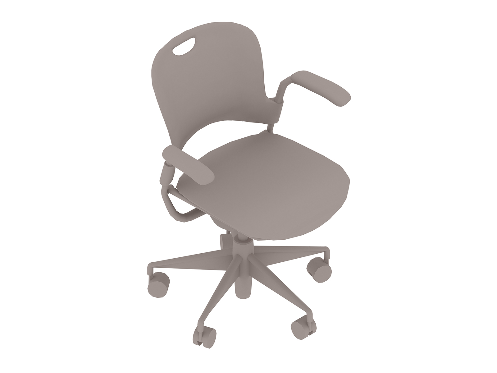A generic rendering - Caper Multipurpose Chair