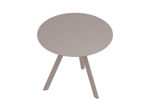 A generic rendering - Copenhague Table–Round