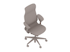 A generic rendering - Cosm Chair–High Back–Leaf Arms