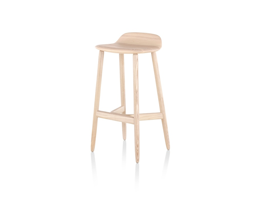 A photo - Crosshatch Stool–Bar Height