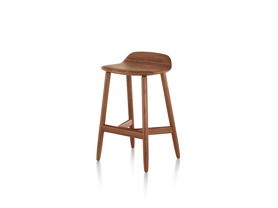A photo - Crosshatch Stool–Counter Height