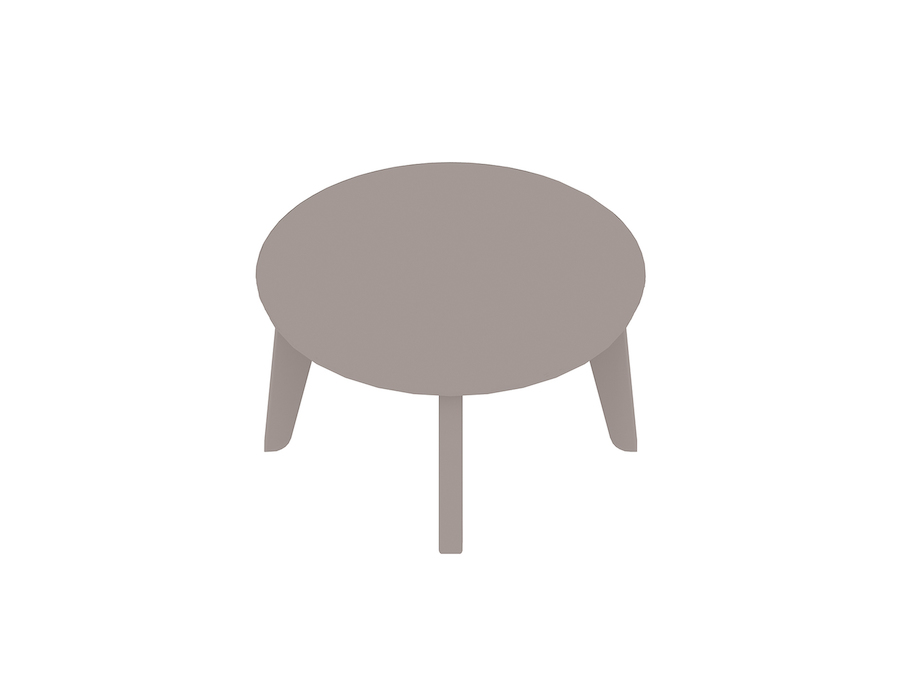 A generic rendering - Dalby Coffee Table–Round