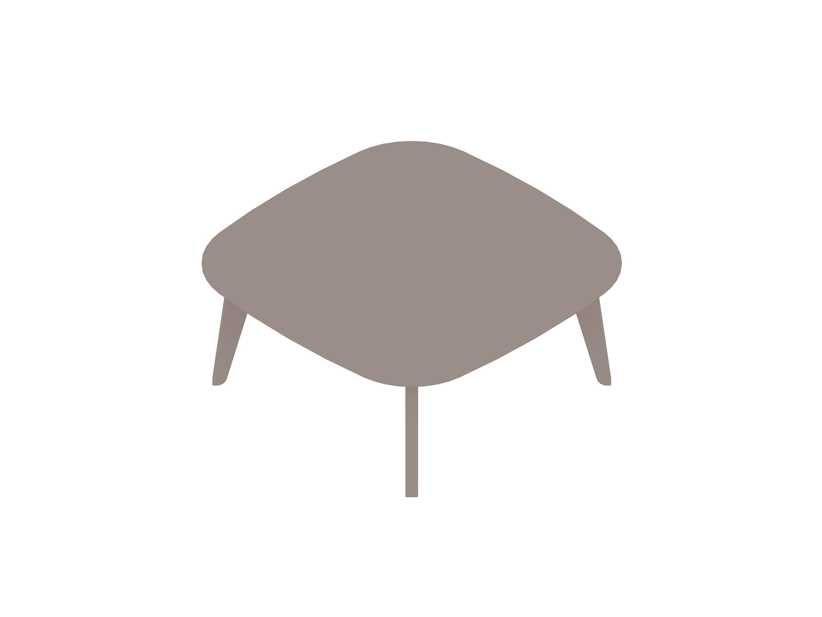 A generic rendering - Dalby Coffee Table–Square