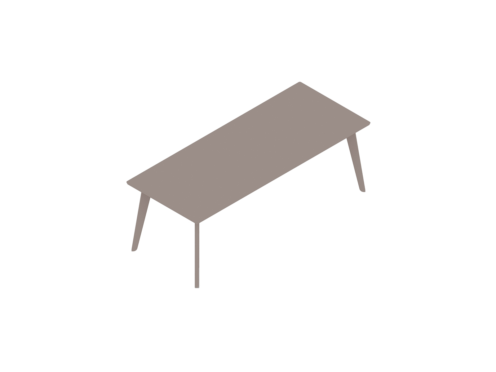 A generic rendering - Dalby Conference Table–Rectangular