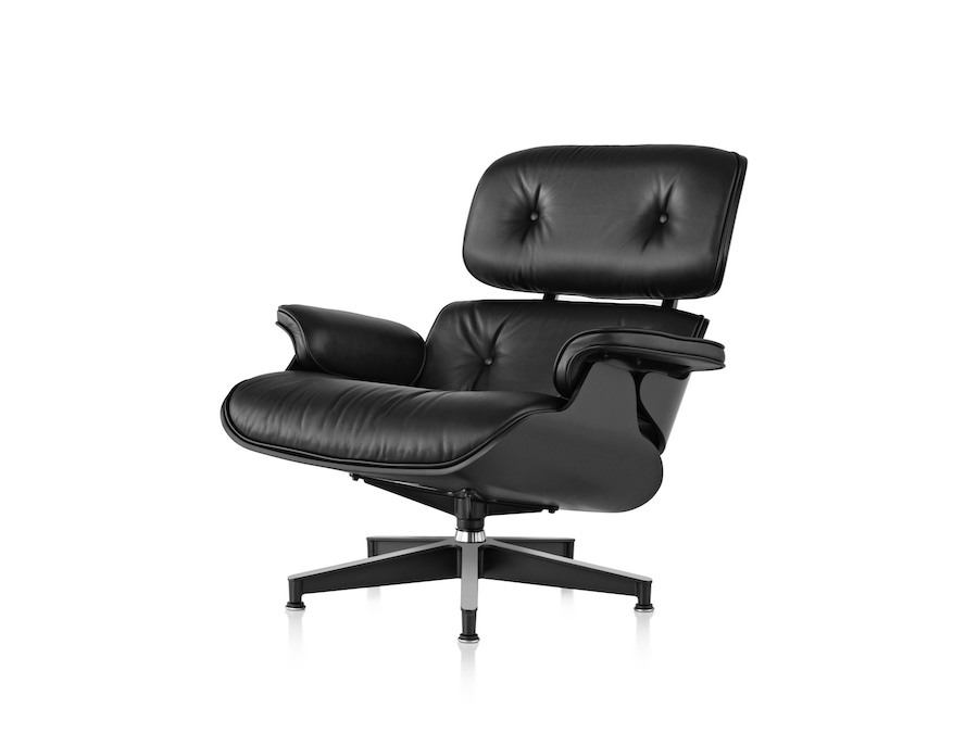 A photo - Eames Lounge Chair–Classic
