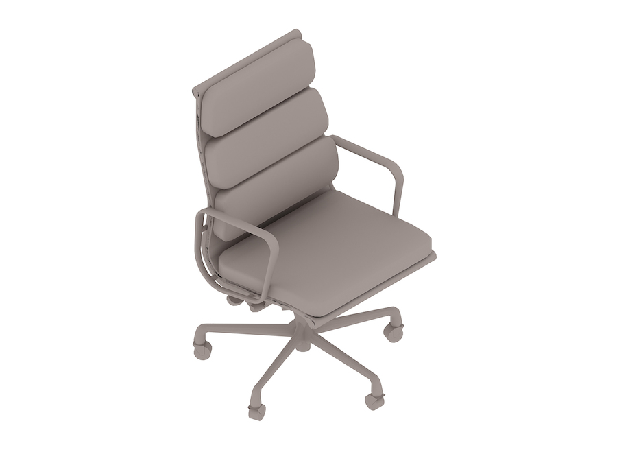 A generic rendering - Eames Soft Pad Chair–Executive