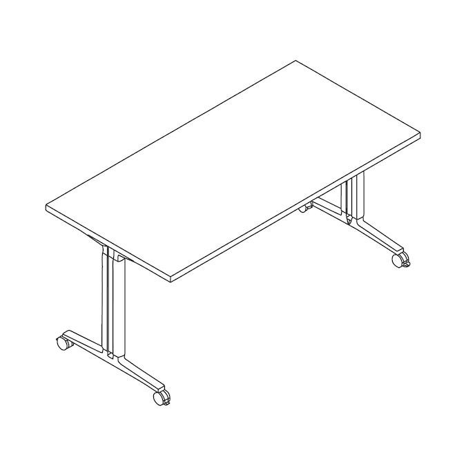 A line drawing - Everywhere Tables