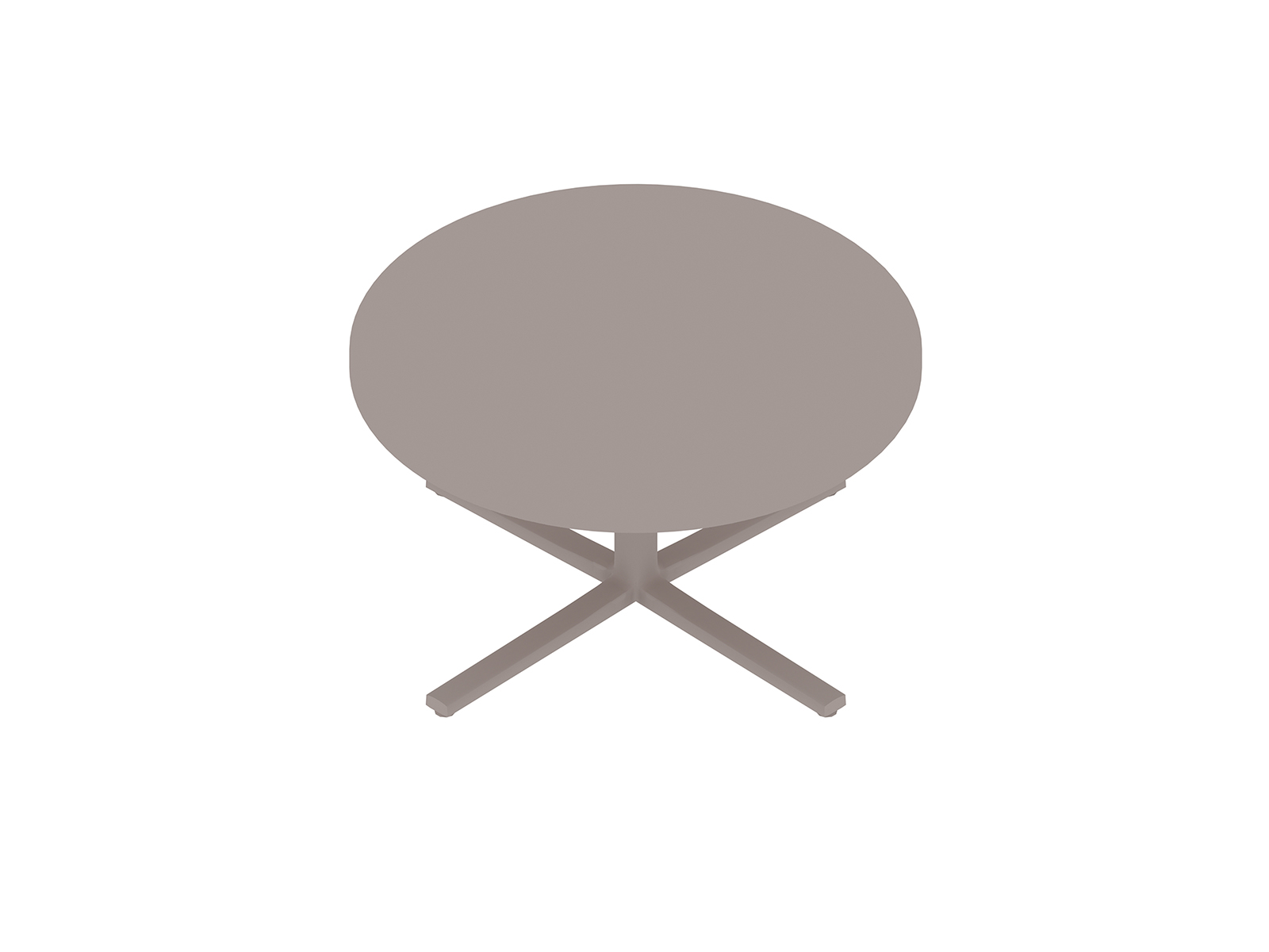A generic rendering - Everywhere Coffee Table–Round