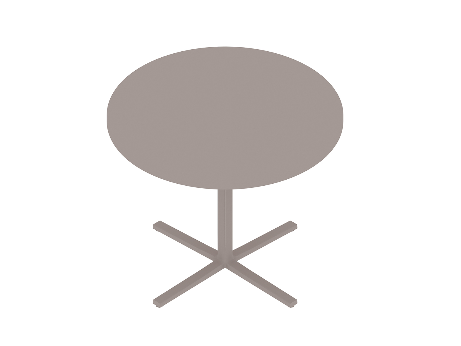 A generic rendering - Everywhere Table–Round–Single Column Base