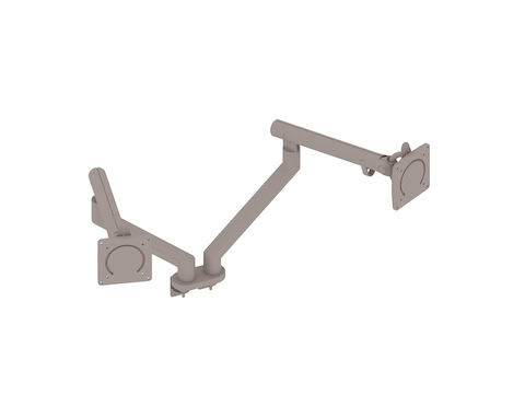 A generic rendering - Flo Monitor Arm – Dual