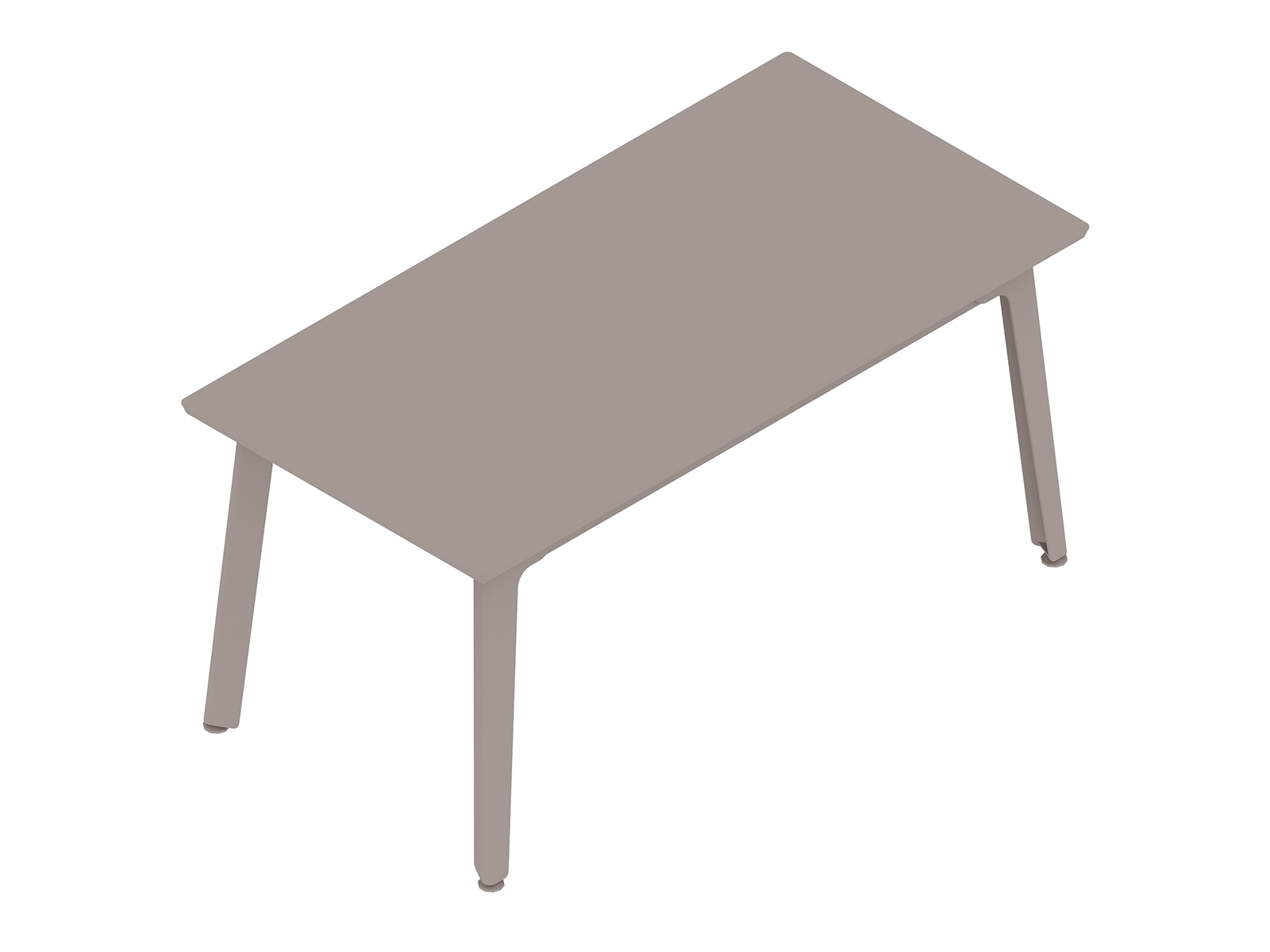 A generic rendering - Fold Conference Table–Rectangular