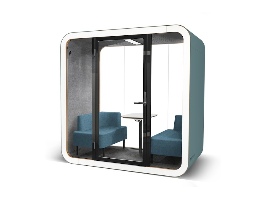 A photo - Framery Q Office Pod