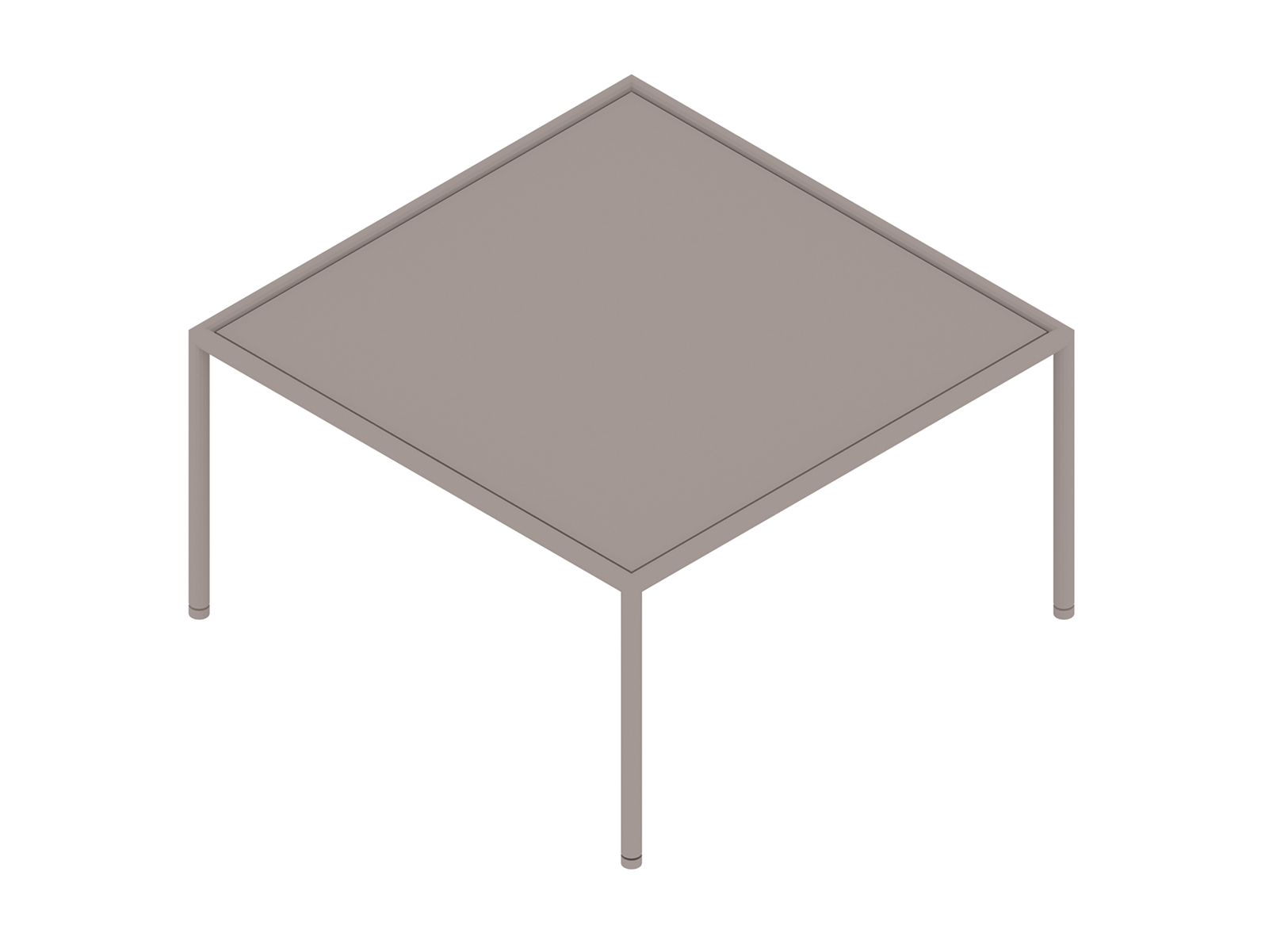 A generic rendering - Full Round Table – Square