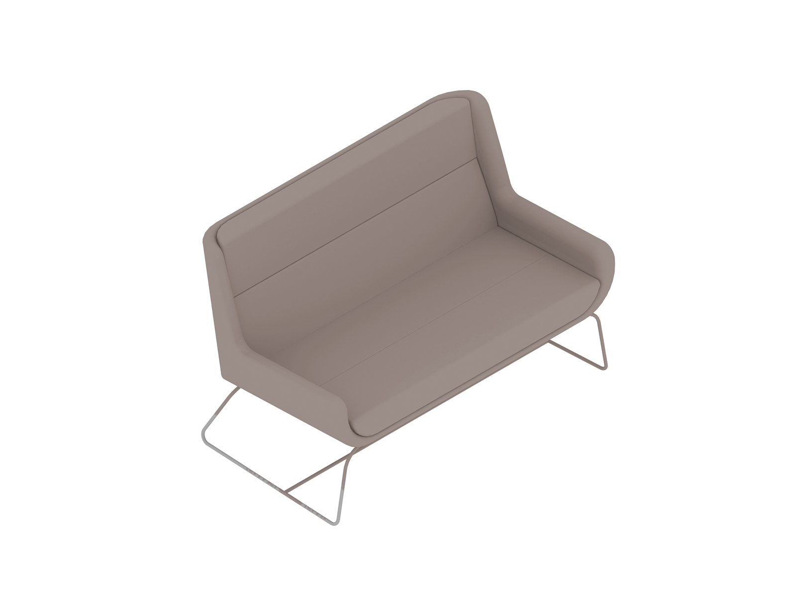 Groovy Hush Sofalow Back2 Seatsled Base 3D Product Models Pdpeps Interior Chair Design Pdpepsorg