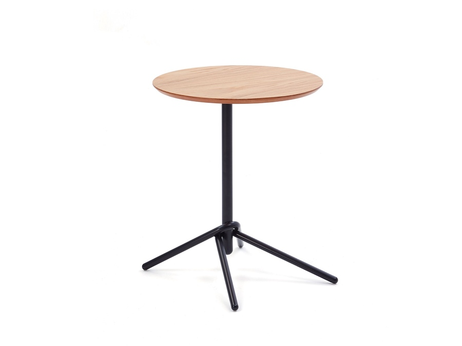 A photo - Knot Side Table–Round