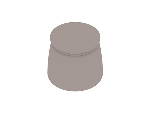 A generic rendering - Lasso Stool–1 Seat