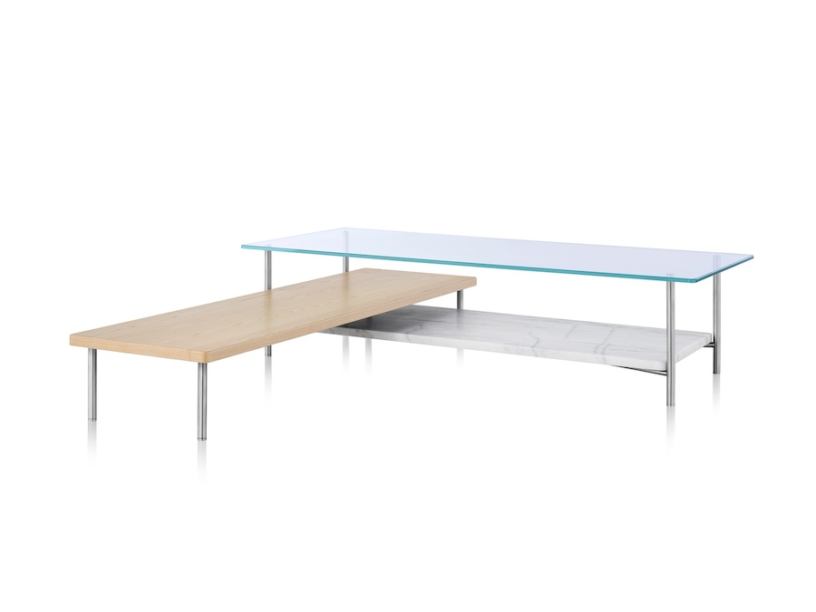 A photo - Layer Nesting Table–High