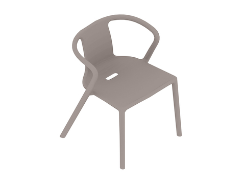 A generic rendering - Magis Air-Chair–With Arms