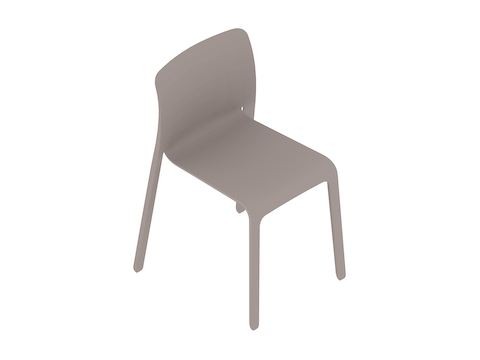 A generic rendering - Magis Chair First