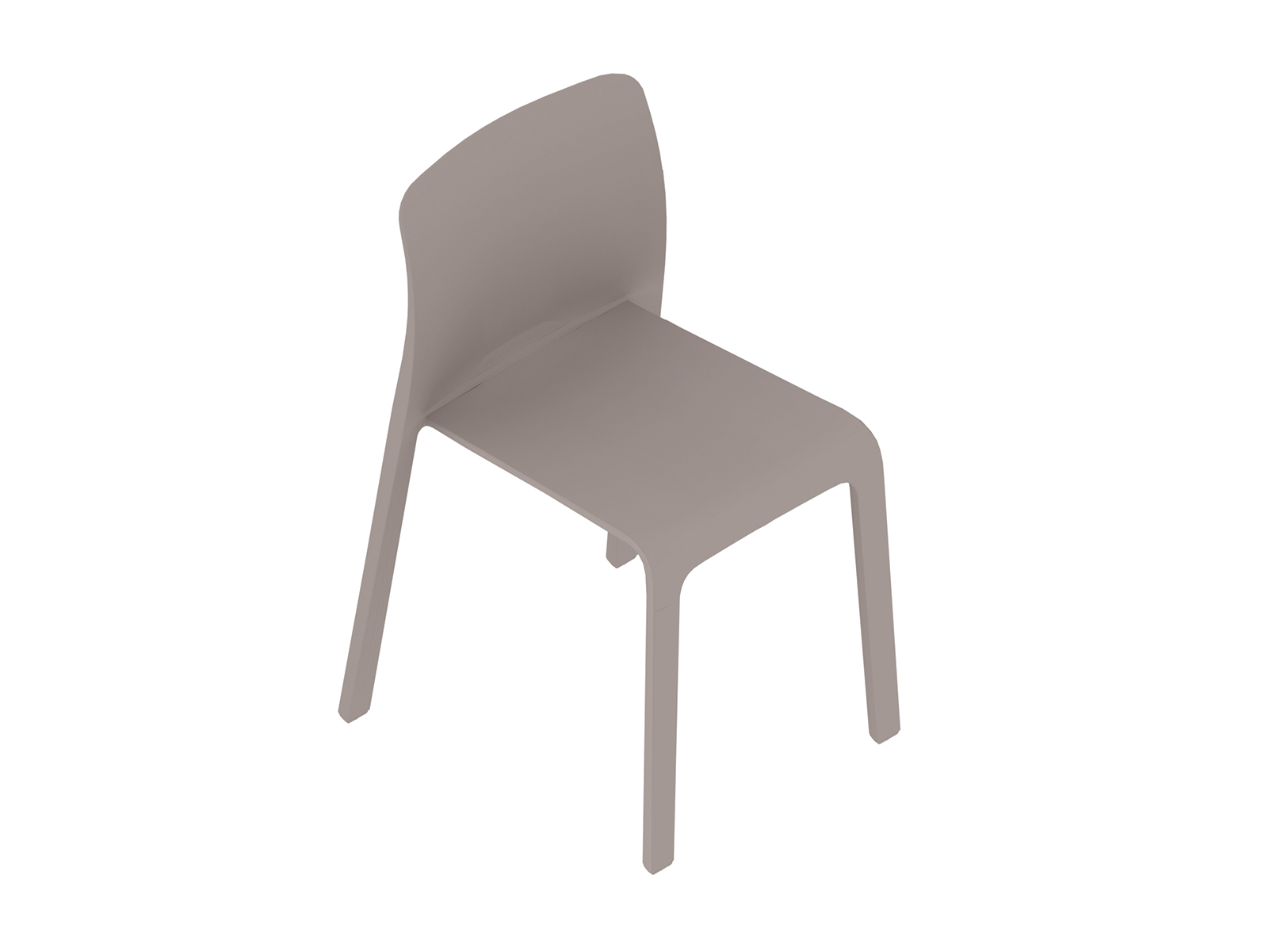 A generic rendering - Magis Dressed First Chair