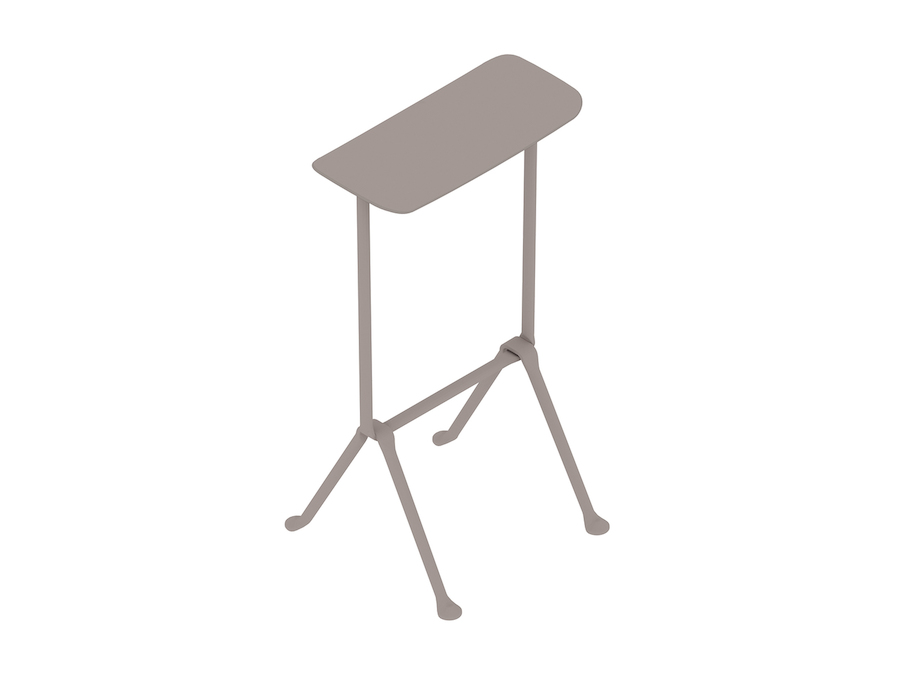 A generic rendering - Magis Officina Stool–High
