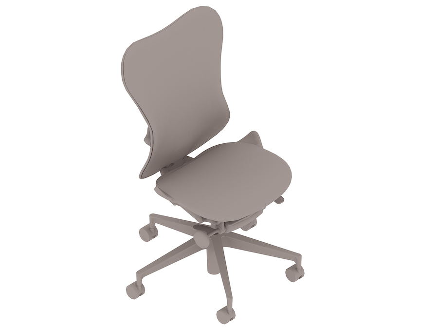 A generic rendering - Mirra 2 Chair–Suspension Back–Armless