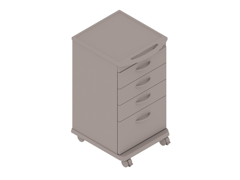 A generic rendering - Mora Supply Cart