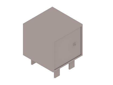 A generic rendering - Nelson Basic Cabinet Series–16.5H–18W
