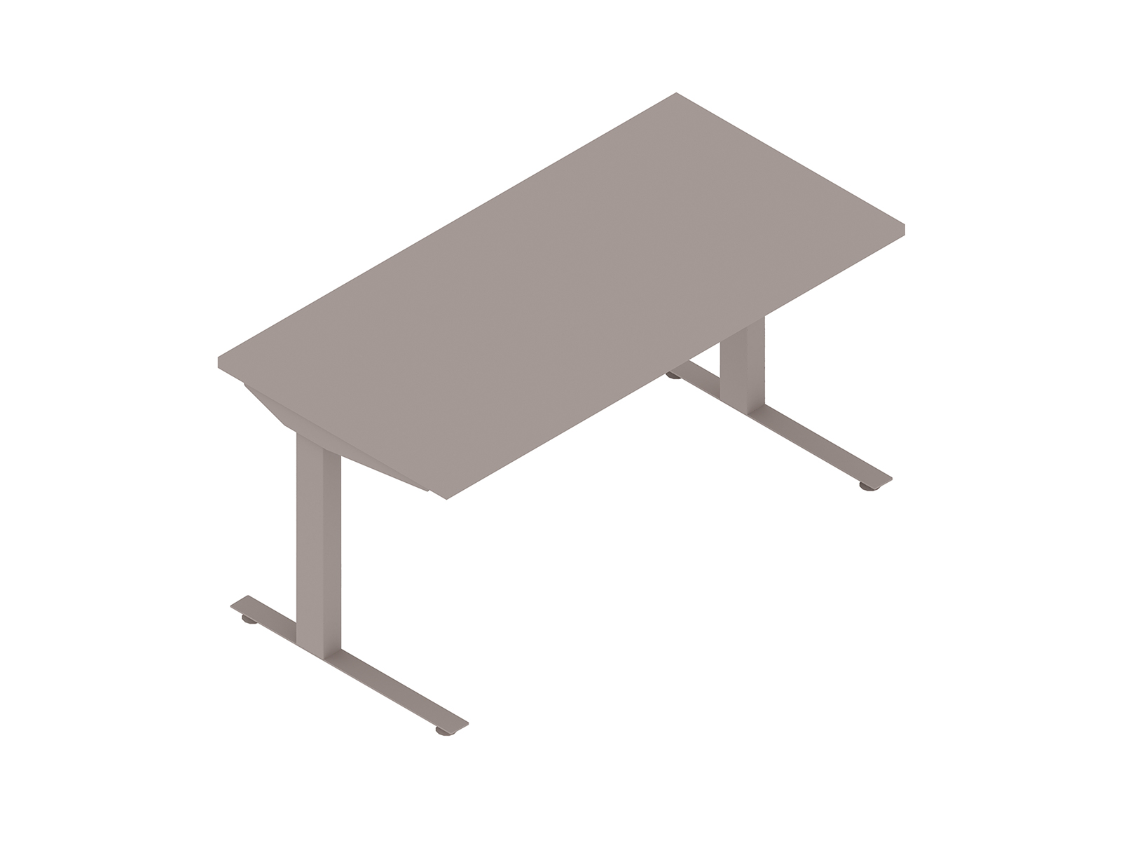 A generic rendering - Nevi Sit-to-Stand Table–C Foot