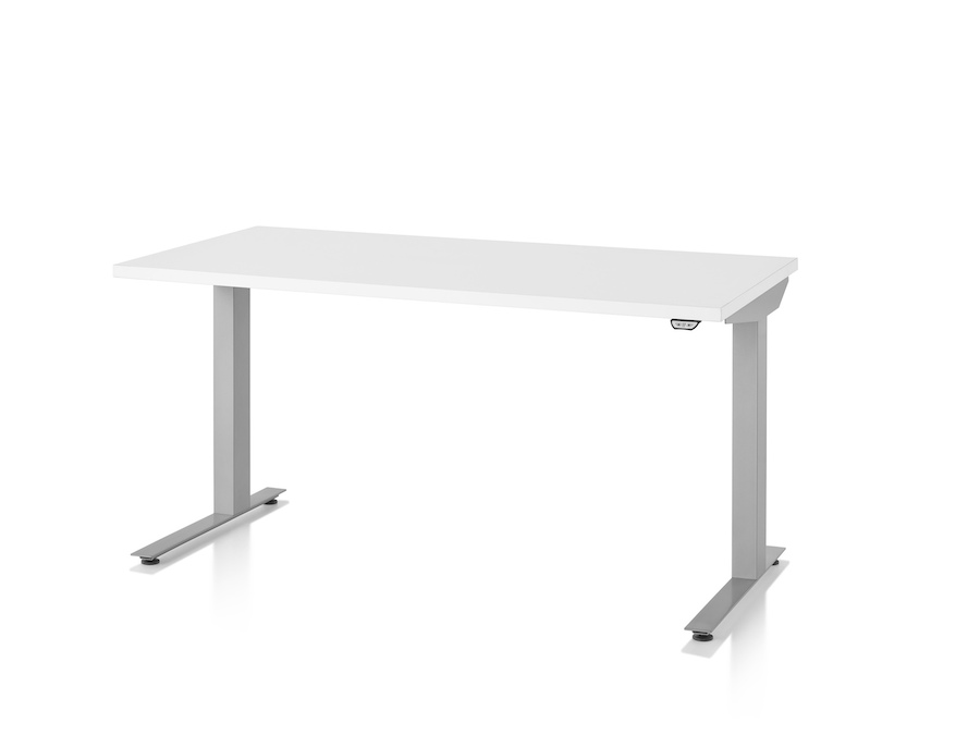 A photo - Nevi Sit-to-Stand Table–C Foot