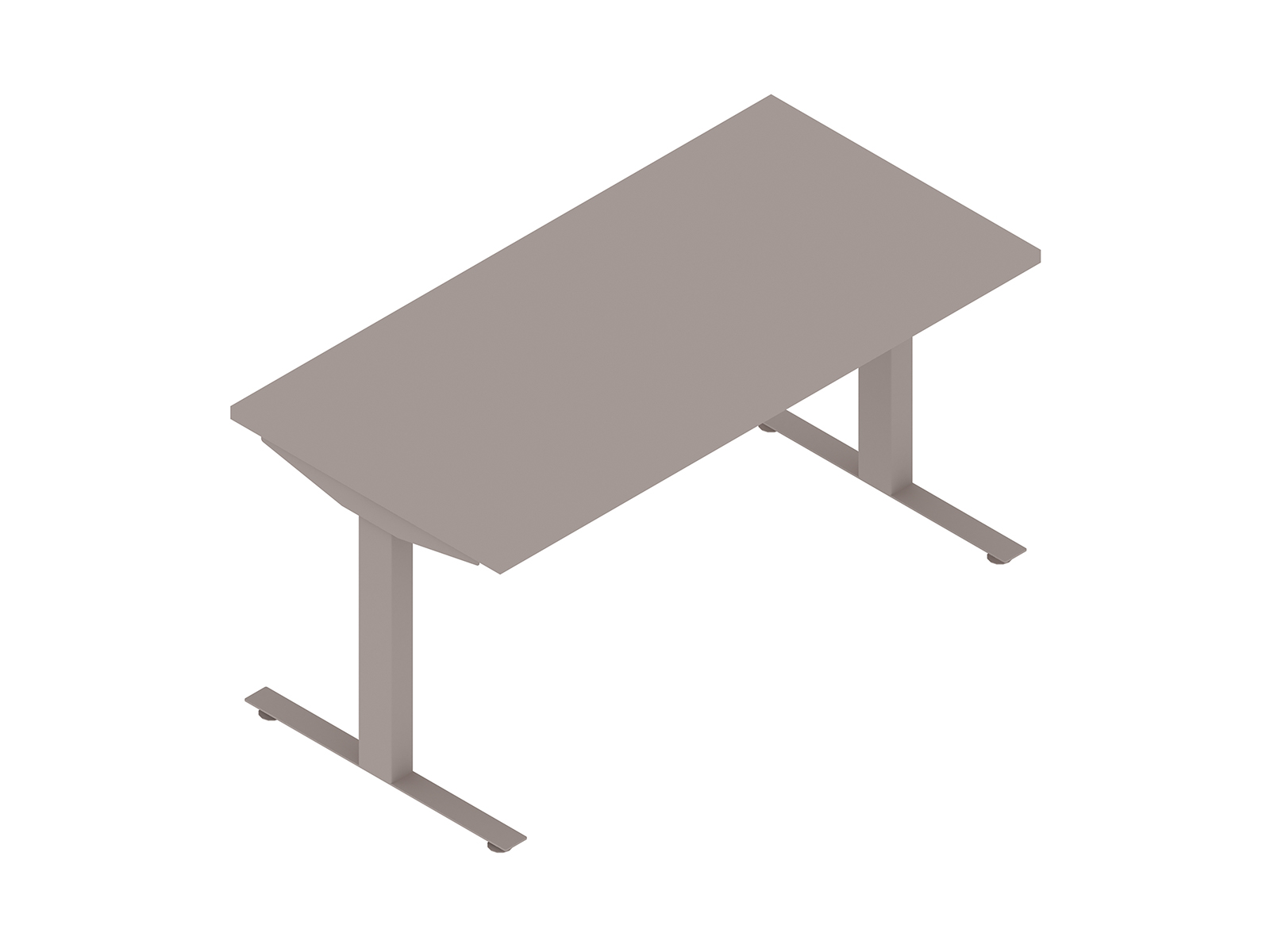 A generic rendering - Nevi Sit-to-Stand Table–T Foot