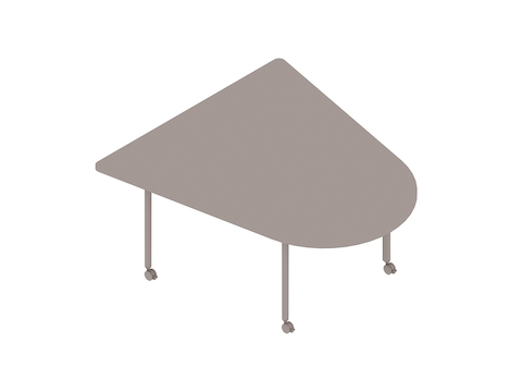 A generic rendering - OE1 Huddle Table